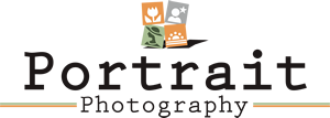 portrait photography logo